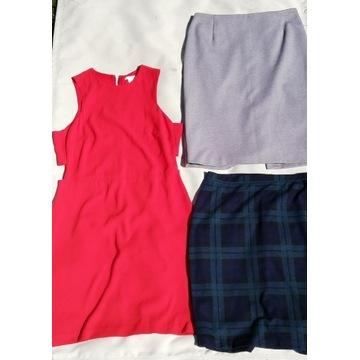 Zestaw ubrań L (40) - mega paka