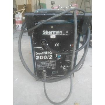 Migomat Sherman DualMIG 200/2 230v/400v