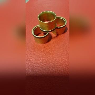 Tece tuleja pierścien zacisk fi16 Sztuk 50