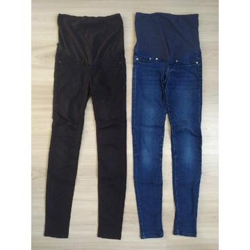 Spodnie ciążowe rurki rozmiar 34/ małe S