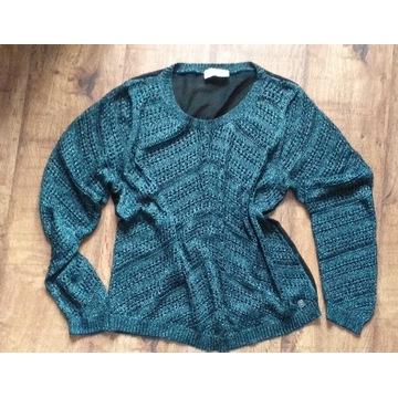 Sweter świecący bluzka święta śliczny L INTOWN