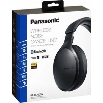 Słuchawki Bezprzewodowe Panasonic RP-HD605N