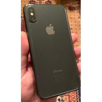 Idealny Apple iPhone X Space Grey PL