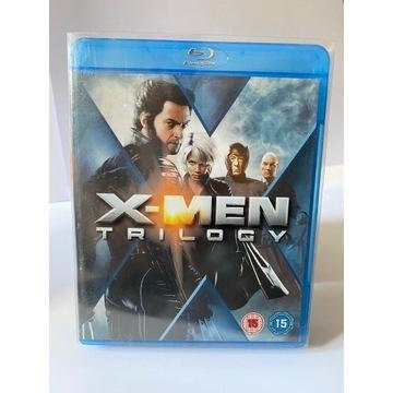 X-Men Trilogy  6 x Blu-Ray