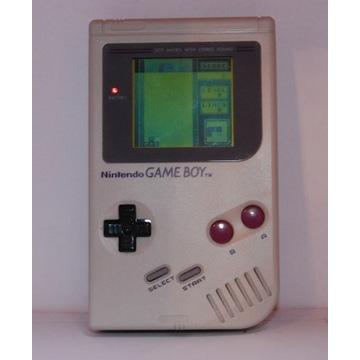 Game boy DMG-01 + tetris