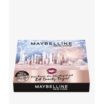 Maybelline New York  KALENDARZ ADWENTOWY 2021