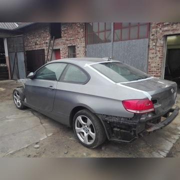 Karoseria BMW E92 zawieszenie
