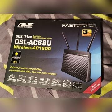 Router DSL-AC68U DualB VDSL2/ADSL