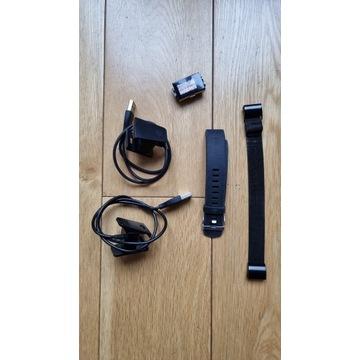 Fitbit Charge 2, 2 łądowarki, 2 paski