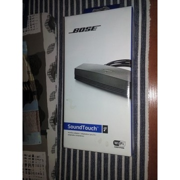 Bose Soundtouch adapter WiFi & BT