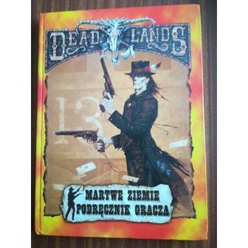 Deadlands komplet podrecznik gracza i szeryfa