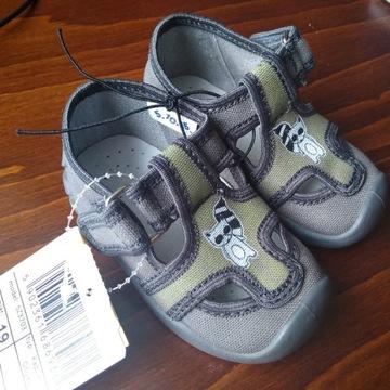 Buty (kapcie) niemowlęce 5.10.15 rozmiar 19