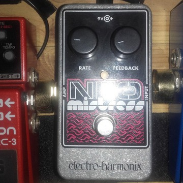 Electro Harmonix Neo Mistress Flanger efekt gitaro