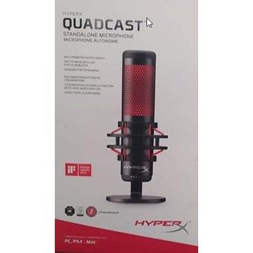 Mikrofon  - Hyperx Quadcast