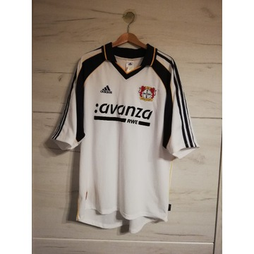 Koszulka Bayer Leverkusen 2000/01