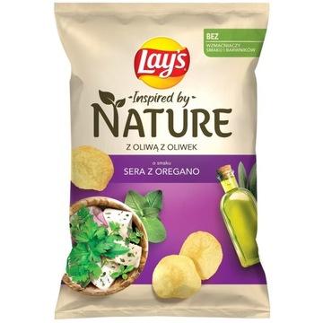 Chipsy LAYS  Nature mix 120G OKAZJA