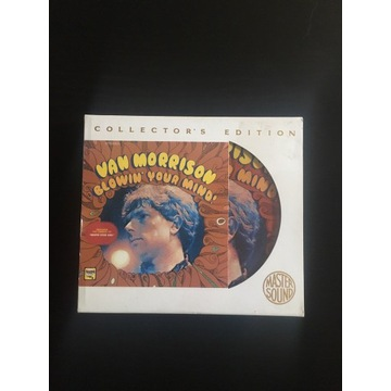 Van Morrison Blowin'your mind Master Sound CD GOLD