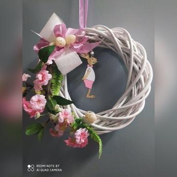 Wianek Wiosenno- Wielkanocny