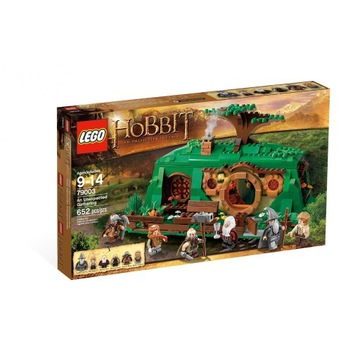 LEGO 79003 Hobbit - An Unexpected Gathering UNIKAT