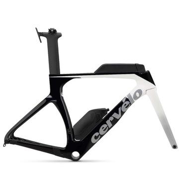 Rower triathlonowy frameset Cervelo P-Series 54 cm