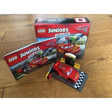 Lego Junior 10730, Katapulta ZygZak McQueen