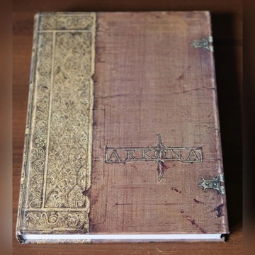 Arkona - Podręcznik RPG - gra fabularna