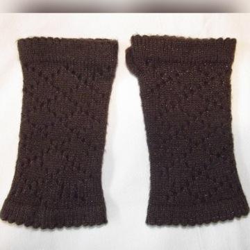 Rękawiczki C&A bez palców mitenki wys. GRATIS
