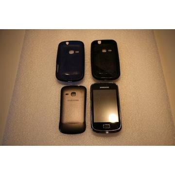Samsung Galaxy S2 Mini GT-6500D w dobrym stanie