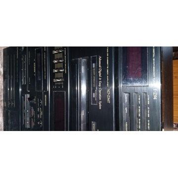 Radio,wieża Pioneer xd-z54t + f-z94