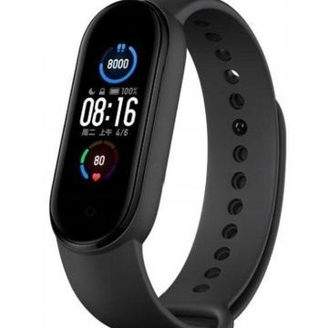 Smartwatch Xiaomi Mi Band 5 czarny
