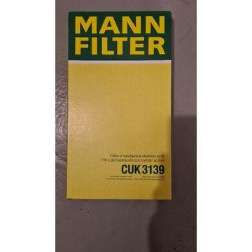 Filtr kabinowy węglowy MANN FILTER CUK3139 do BMW