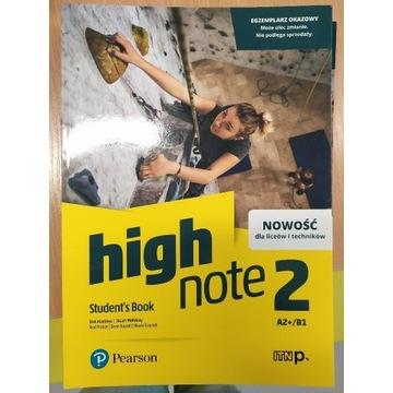 High Note 2-egzemplarz okazowy.