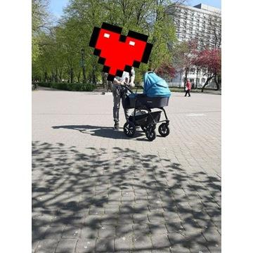 Wózek Sonic Verdi
