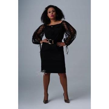 Sukienka czarna Chianti L/XL