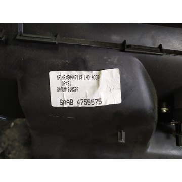 Nagrzewnica 4755575 saab 93 turbo