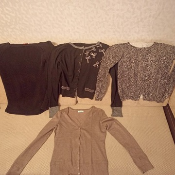 4 swetry sweter big star h&m monnari orsay TANIO !