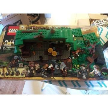 Lego Hobbit 79003 - nieoczekiwane spotkanie - używ