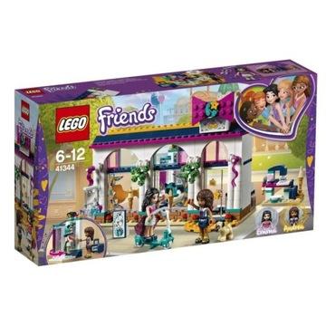Lego Friends 41344 Sklep z akcesoriami