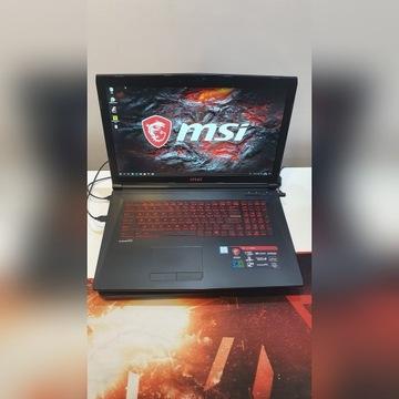 Laptop MSI GL72M OKAZJA 4 lata gwarancji ! ! !