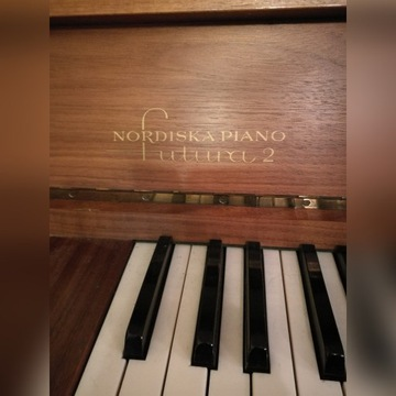 Pianino Nordiska Fatura 2