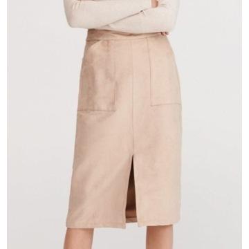 Nowa spódnica zamszowa Reserved 38