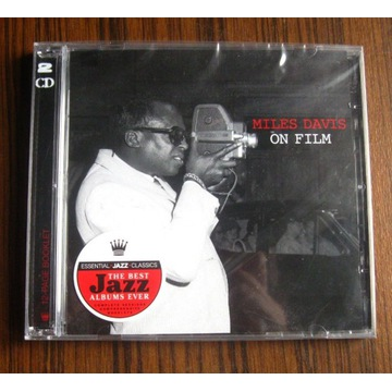 MILES DAVIS - ON FILM 2 CD Folia 24 Bit remastered