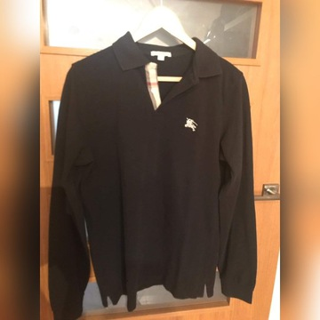 Burberry polo longsleeve