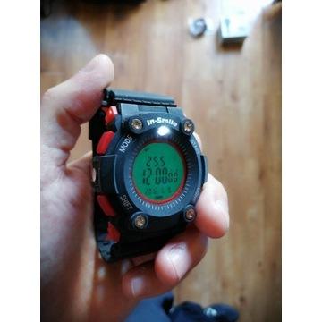 Zegarek z Alkomatem Iluminator