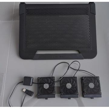 Podstawka chłodząca pod laptopa Notepal U3 Plus