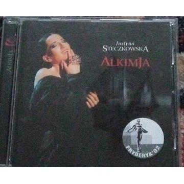 Justyna Steczkowska: Alkimja CD
