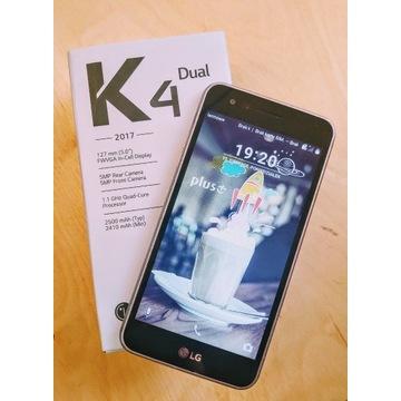 Smartfon LG K4 Dual 2017