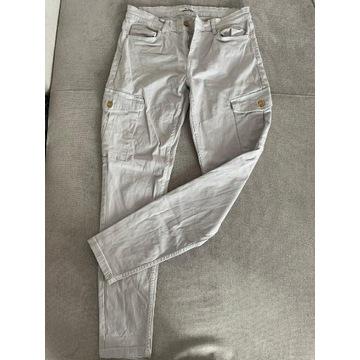 Szare spodnie Diverse rozmiar 40