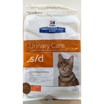 Hill's PR Urinary Care s/d 1,5 kg