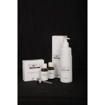 Eloiny naturalne kosmetyki na porost włosów.